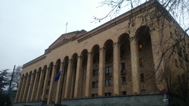 Parlament, stara zgrada