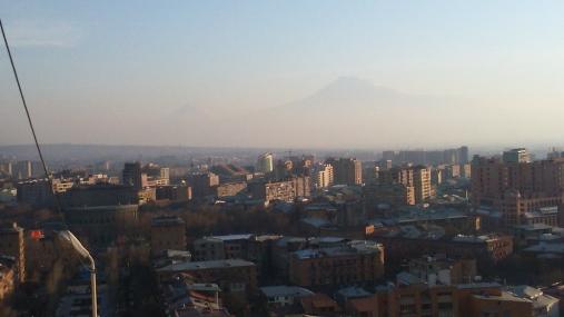 Jerevan i Ararat